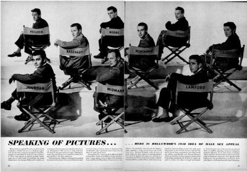 Louis Jourdan - 1964 - Life Magazine