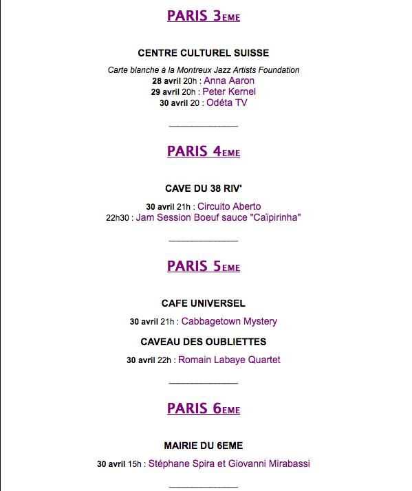 Paris 3-6