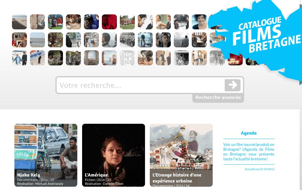 Le cinéma breton a son encyclopédie en ligne
