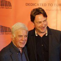 Guy Bedos et Ivan Corbisier