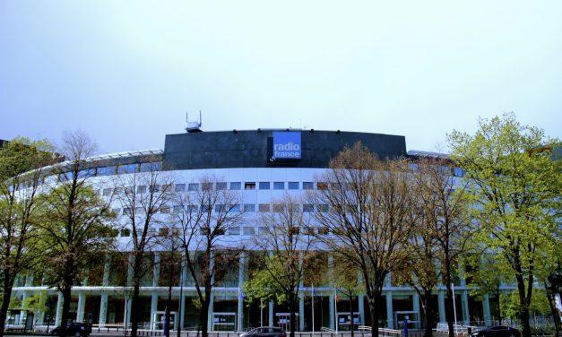 Présidence de Radio France : cinq hommes, une femme et un couffin