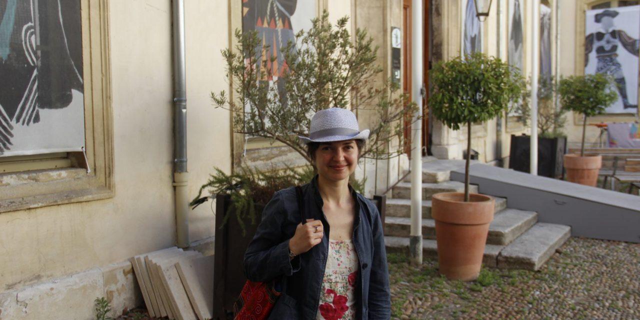 Agathe Sanjuan : «la scénographie est une véritable vision du texte»