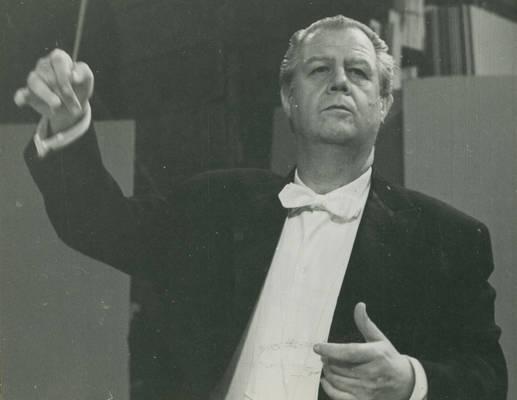 RIP – Le grand chef d'orchestre Samo Hubad est mort hier à 99 ans