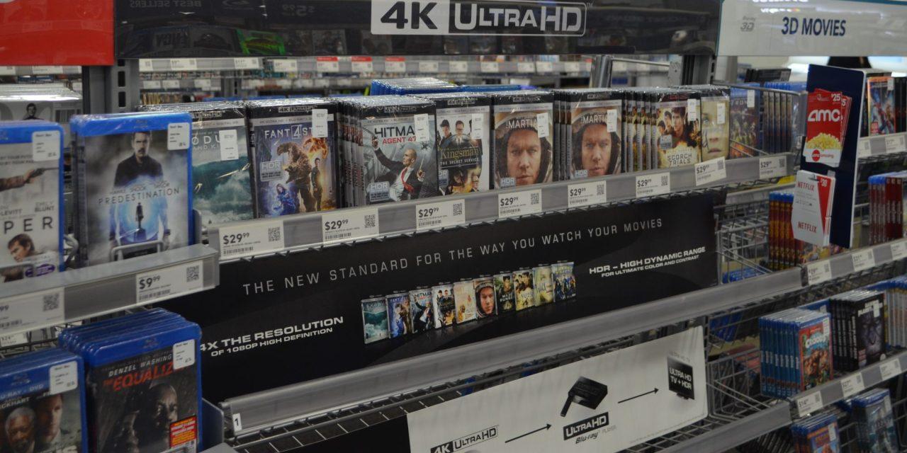 Recul du marché de la vidéo physique : -13,8 % en valeur sur les 9 premiers mois