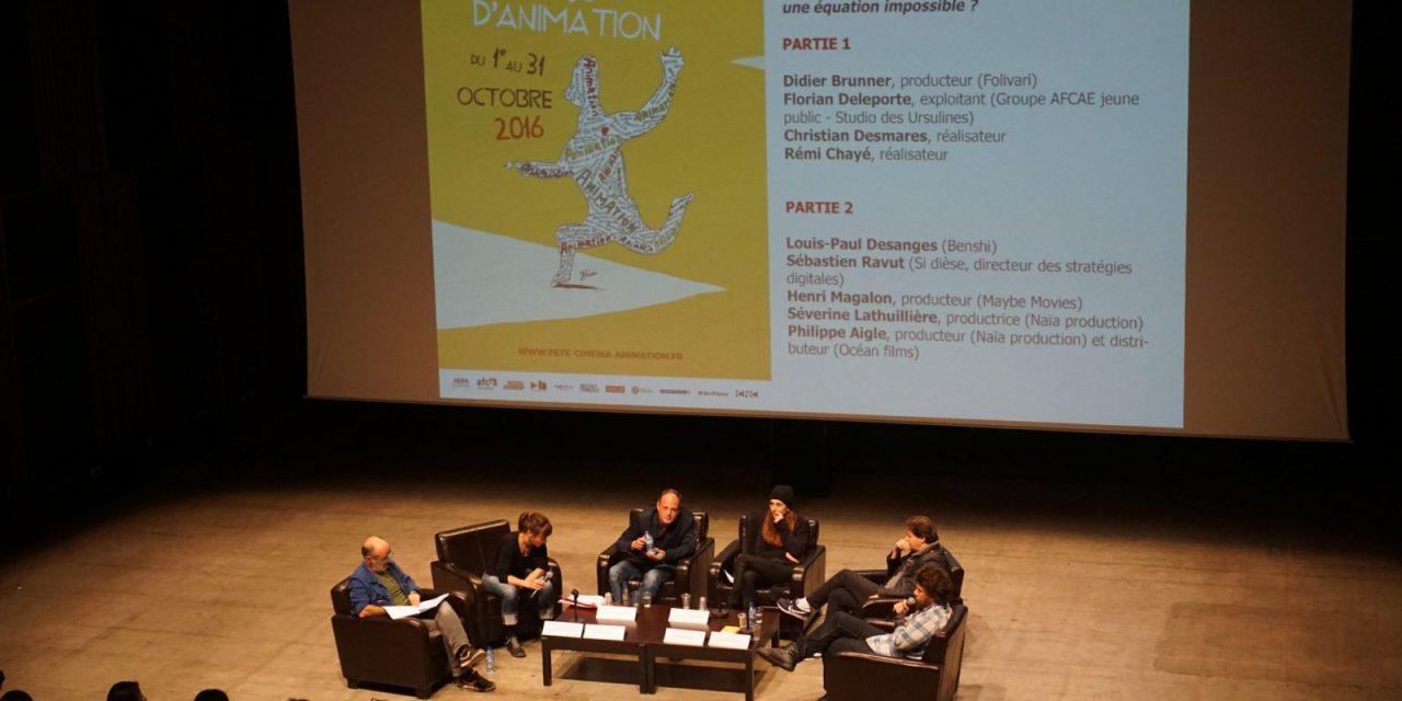 Le cinéma français d'animation ne trouve pas (encore) son public