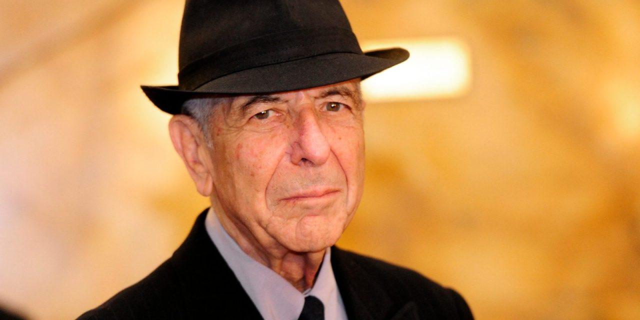 5 vidéos pour revivre à nouveau la carrière de Leonard Cohen (1934-2016)