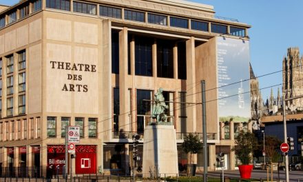 L'Opéra de Rouen Normandie recrute un régisseur de l'orchestre et des choeurs (h/f)