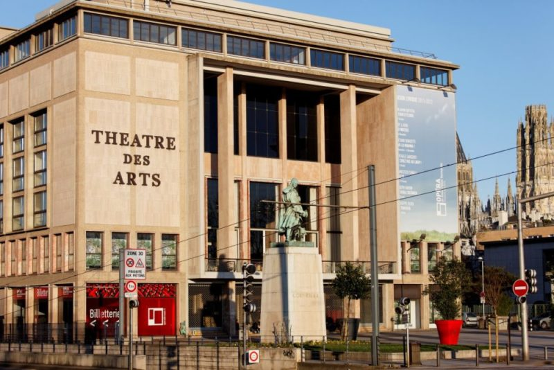 L'Opéra de Rouen Normandie recrute un chargé de communication et des éditions papier (h/f)