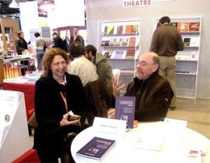 Sabine Chevallier et Michel Simonot