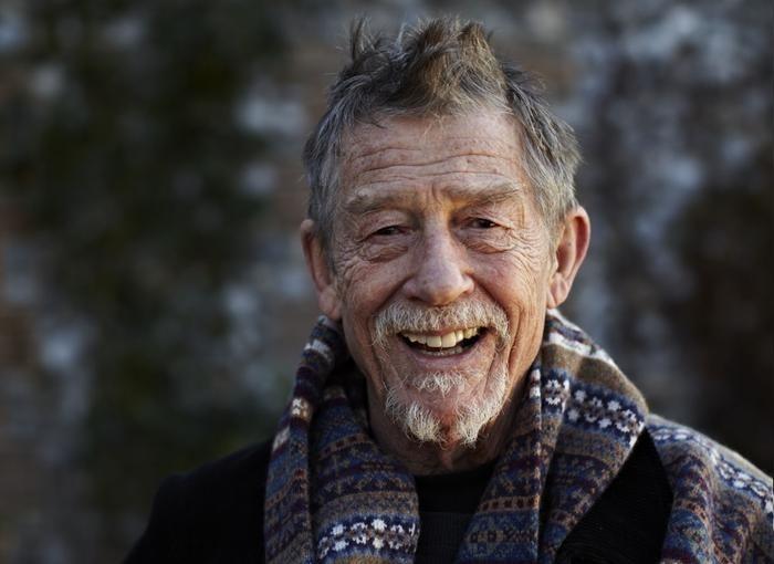 RIP. John Hurt, le visage d'Elephant Man, est mort hier (1940-2017)