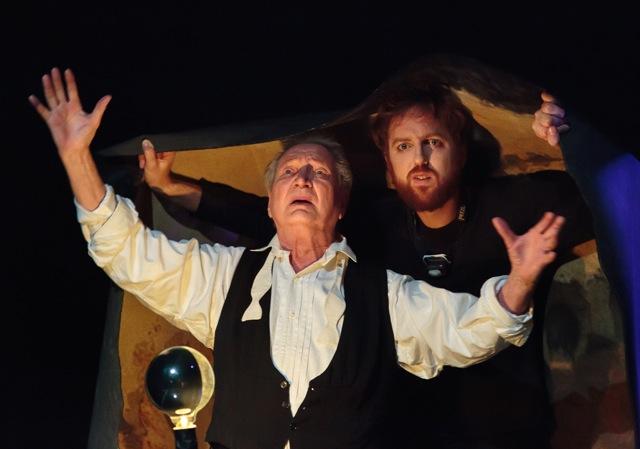 Off d'Avignon – «Le Chant du cygne» par Robert Bouvier: un Tchekhov à la mode fantaisiste