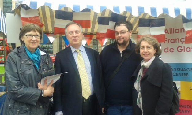 Christian Albuisson, ce conseiller consulaire français qui promeut la culture en Écosse