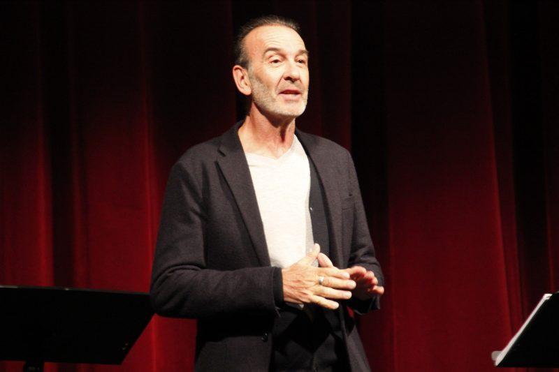 Robin Renucci, nouveau président de l'Association des Centres dramatiques nationaux et régionaux