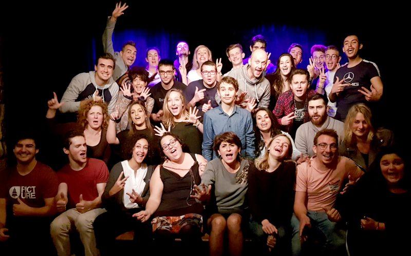 L'École du One Man Show: faire rire est un métier !
