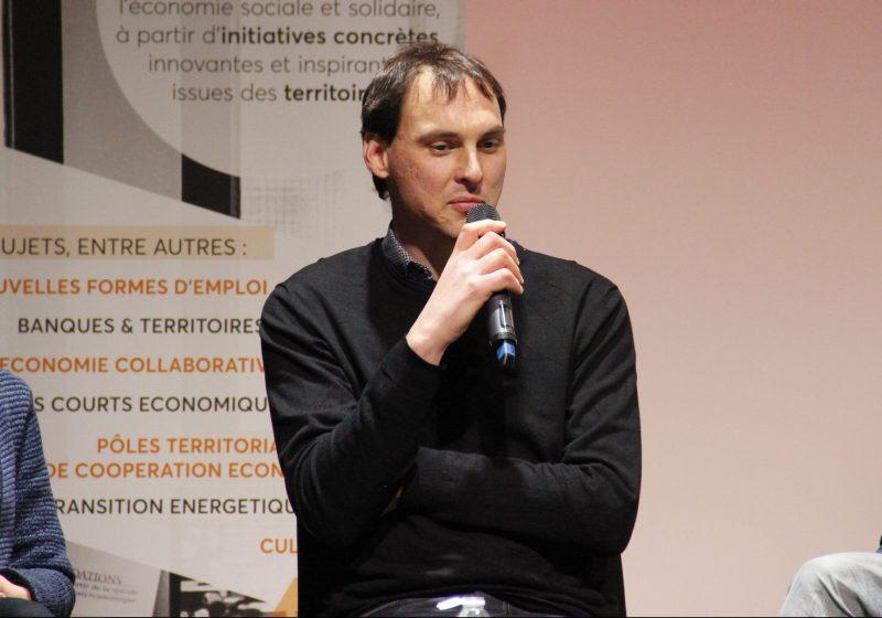 ESS & Culture (3) – Colin Lemaitre: l'expérience du cluster Culture & Coopération