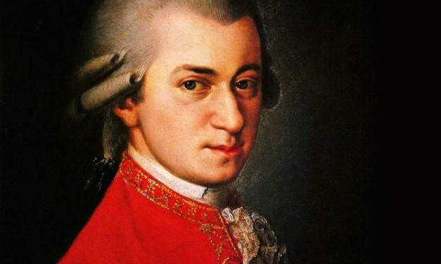11 décembre 1784 : le magnifique Allegro de Mozart