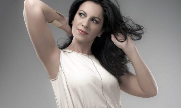 Angela Gheorghiu couronnée aux Victoires de la musique classique