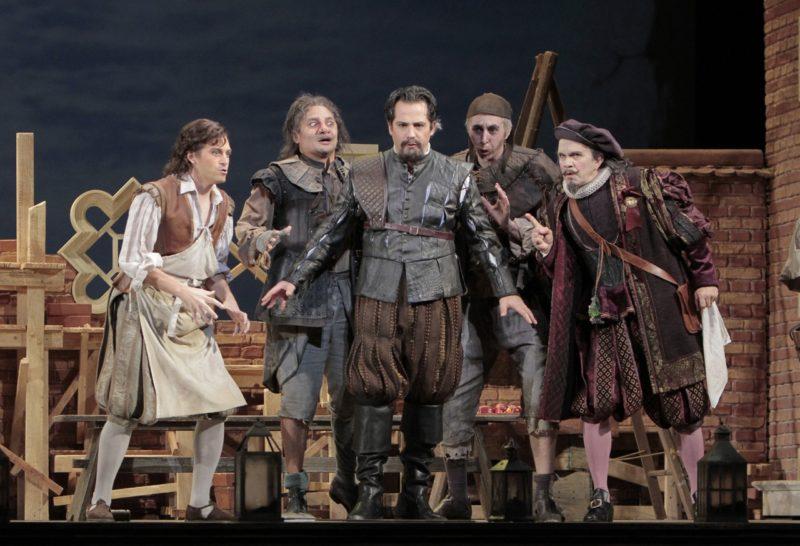 9 février 1893 : «Falstaff», le gros éclat de rire final de maître Verdi