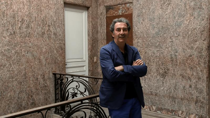 """François Morel dans """"Blanche Rhapsodie"""" de Claire Ruppli"""