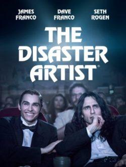 James Franco, The Disaster Artist (affiche)