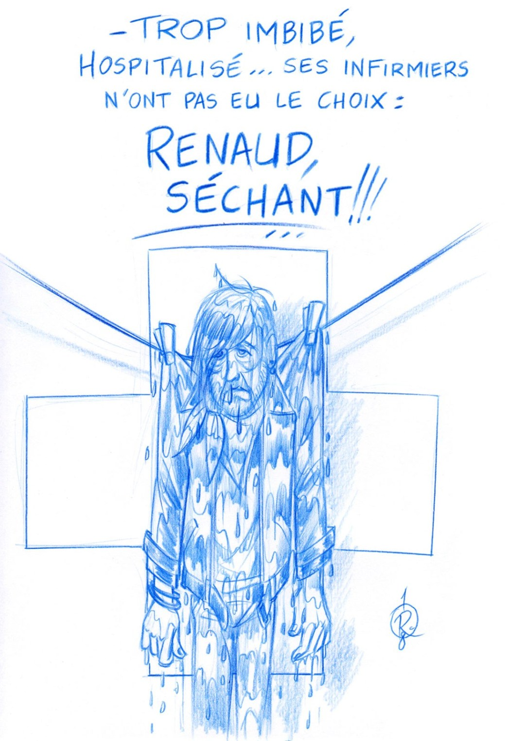 dessin ROC RENAUD