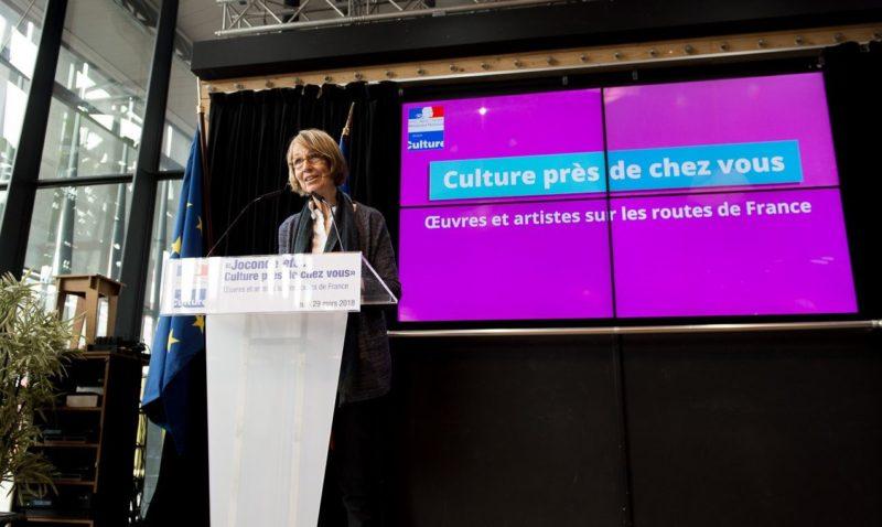 CDN vs Françoise Nyssen : le plan «Culture près de chez vous» en cause