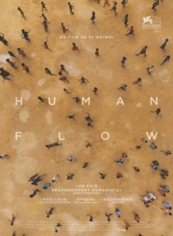Human Flow, documentaire d'Ai Weiwei (affiche)