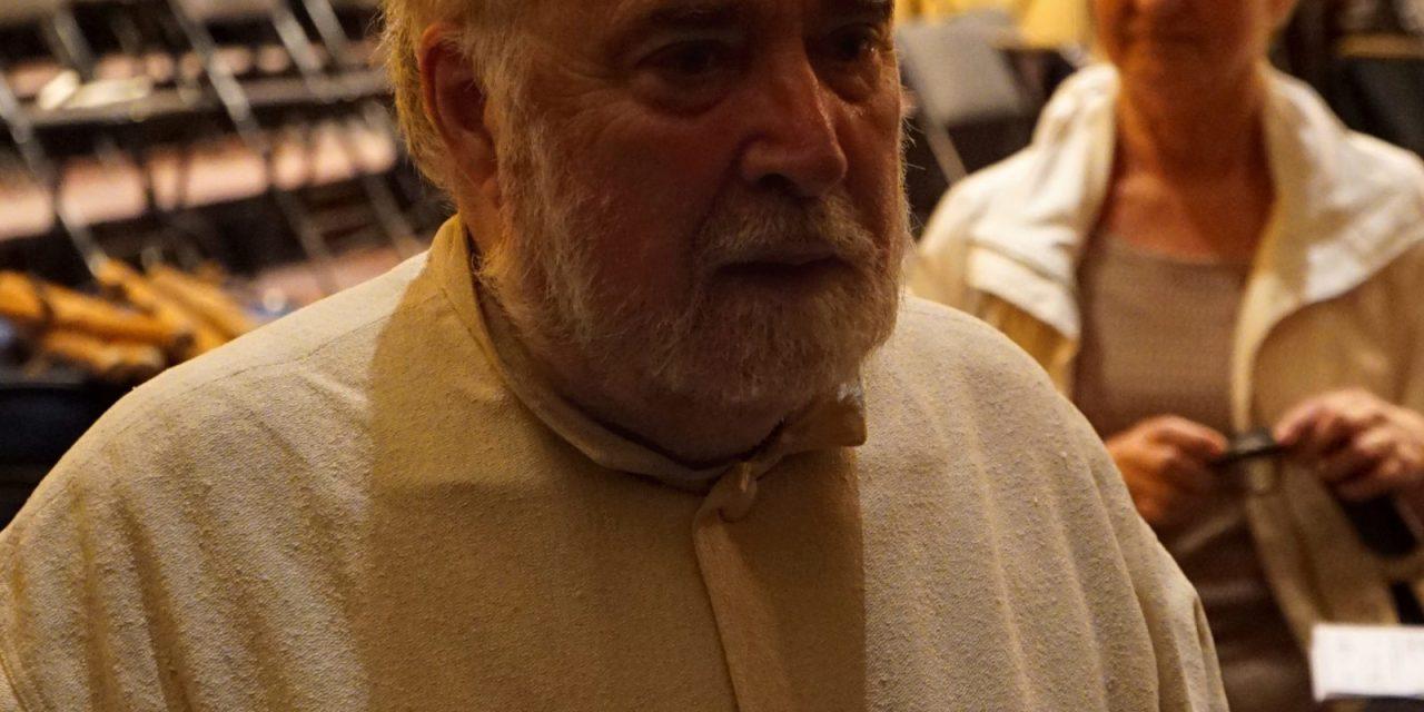 Pluie d'hommages pour Jean-Claude Malgoire