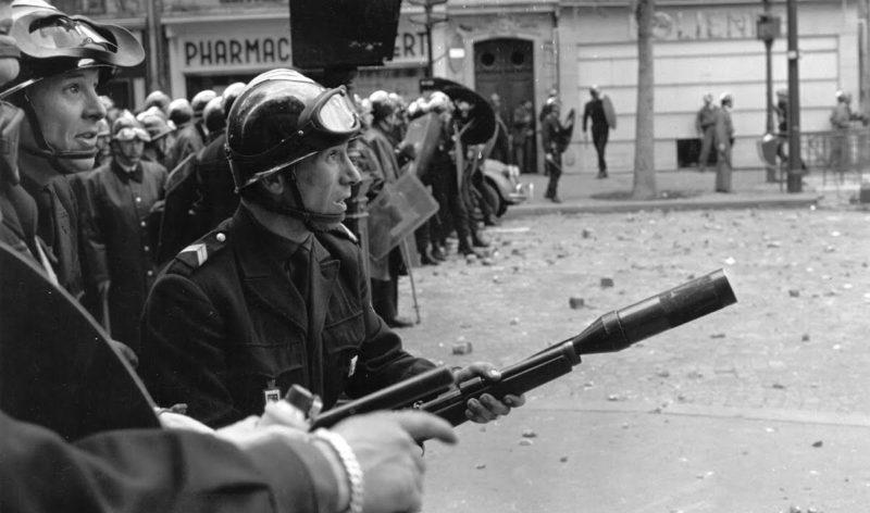 L'autre Mai 68 : un documentaire du point de vue des policiers et CRS