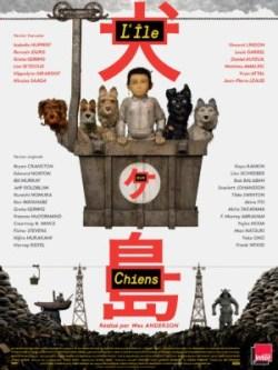 Wes Anderson, L'île aux chiens (Affiche)