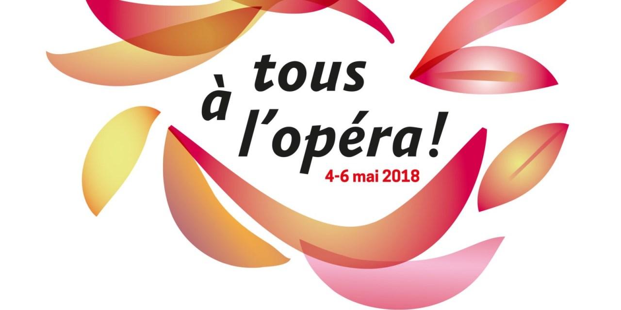 Tous à l'Opéra ! Édition 2018