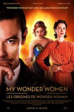 Angela Robinson, My Wonder Woman (affiche)