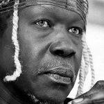 RIP. Geoffrey Oryema, le musicien franco-ougandais de l'exil africain