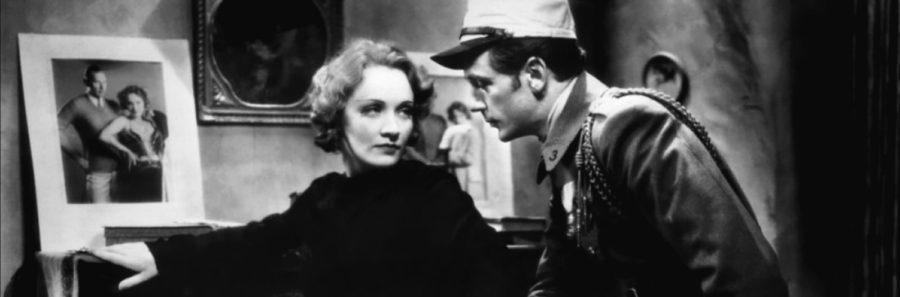 Josef von Sternberg, Morocco, avec Marlene Dietrich, Gary Cooper et Adolphe Menjou