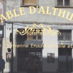 100 ans de Louis Althusser : Michel Bernard s'invite à sa Table… lyonnaise !
