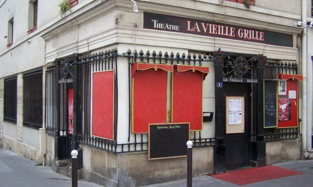 Le théâtre de la Vieille Grille promis à la fermeture dans l'indifférence de la Ville de Paris