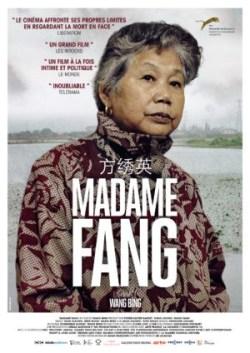 Wang Bing, Madame Fang, Chine (affiche)