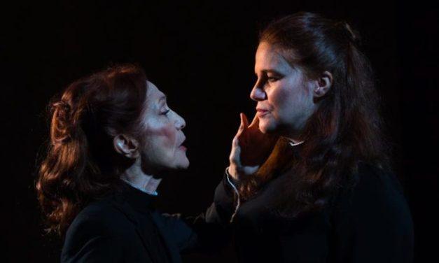 «Cantate pour Lou von Salomé»: Bérengère Dautun et Sylvia Roux tout en contraste