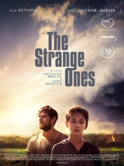Christopher Radcliff et Lauren Wolkstein, The Strange Ones (affiche)