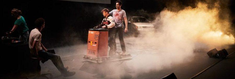 La Reprise - Histoire(s) du théâtre © Christophe Raynaud de Lage