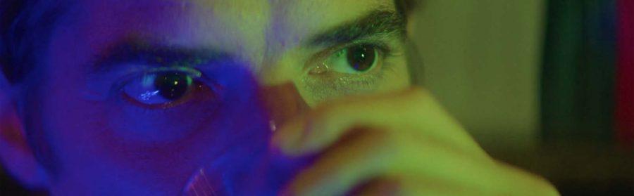 Nathan Silver, C'est qui cette fille ?, avec Damien Bonnard