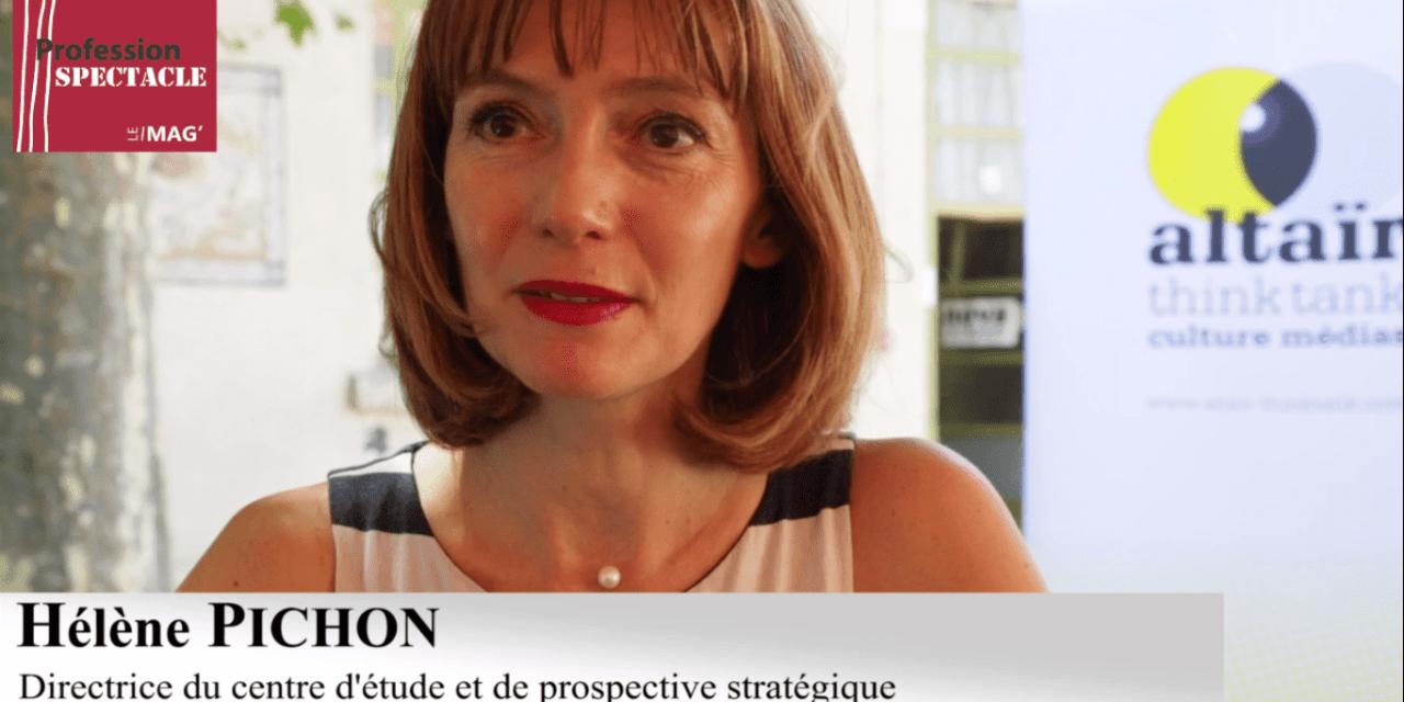 Rencontre avec Hélène Pichon autour du fait religieux au XXIe siècle et de la place des femmes