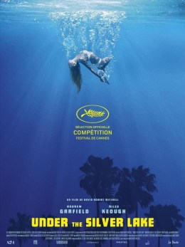 Under the Silver Lake, Affiche