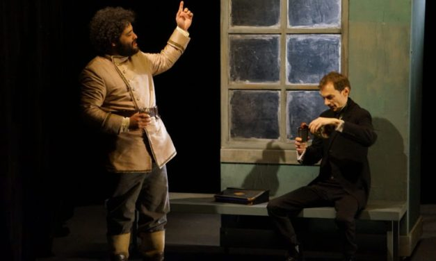 «Le Double» d'après Dostoïevski: une superbe adaptation signée Ronan Rivière