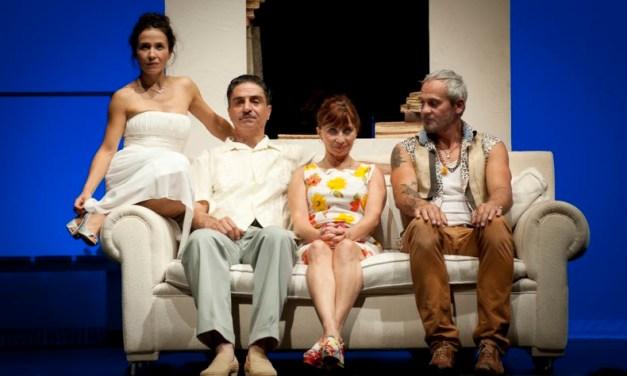 «Au-delà des ténèbres»: Simon Abkarian sublime l'héritage du Théâtre du Soleil