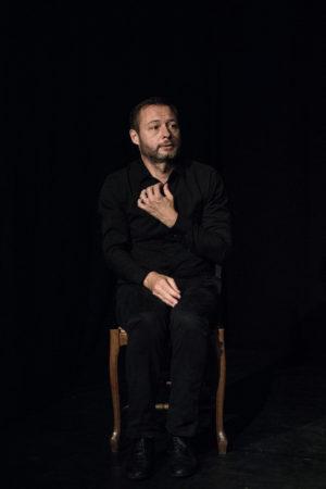 Charles Péguy Le visionnaire, avec Bertrand Constant (crédits : Yann Gouhier)