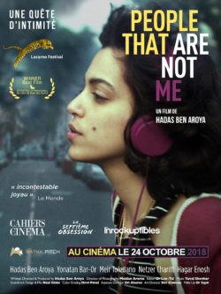 Hadas ben Aroya, People that are not me (affiche)