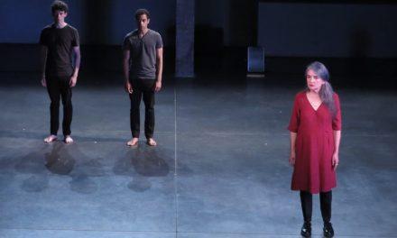 «Delta Charlie Delta» de Michel et Justine Simonot: chef-d'œuvre électrique