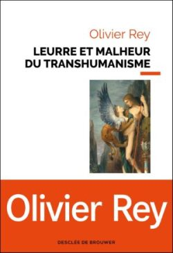 Olivier Rey, Leurre et malheur du transhumanisme, DDB