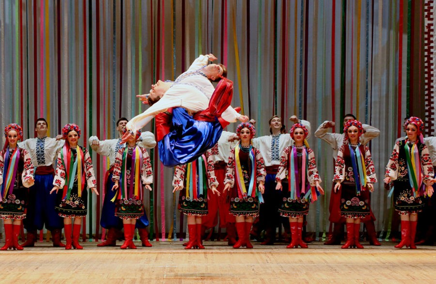 Ensemble folklorique national ukrainien Virsky (DR)